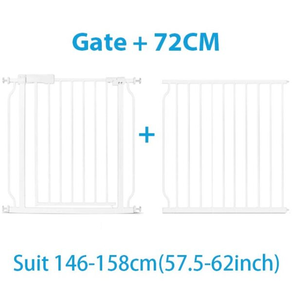 Children Safety Gate Baby Protection Security Stairs Door Fence For kids Safe Doorway Gate Pets Dog Isolating Fence Product