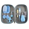 8pcs/set Baby Nail Scissors Clipper Portable Infant Child Healthcare Tools Sets Newborn Grooming Care Kits for Toddler Gift