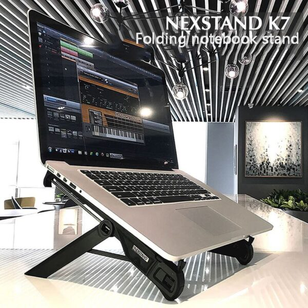 NEXSTAND K2 Laptop Stand Folding Portable Adjustable Notebook stand for Macbook Pro Laptop Office Laptop Accessories stand