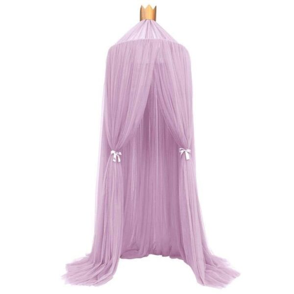 Baby Canopy Tent Mosquito Net Bed Curtain Baby Crib Netting Cot Hung Dome Girl Princess Children Play Tent Kids Room Decoration
