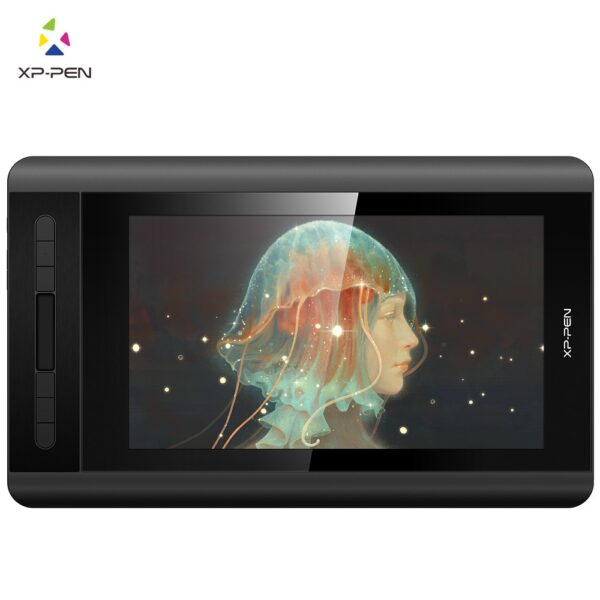 XP-Pen Artist 12 11.6'' Graphics Tablet Drawing Graphic Monitor Animation Digital 1920 X 1080HD IPS Shortcut Keys and Touch Pad